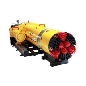 Pipe Thrusting Machine